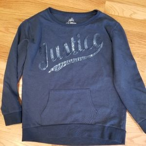 Girls Justice Sweatshirt